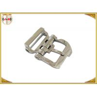 China OEM Service Stainless Steel Buckles With Pin , Stainless Steel Roller Buckle wholesale