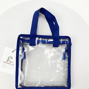 China Professional Transparent  Travel Bag PVC Makeup Cosmetic Zipper Bag wholesale