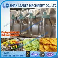 China Stainless steel nut drying machine food processing machineries wholesale