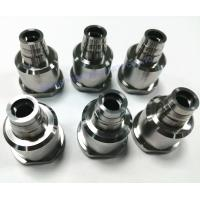 China Customiz Precision Cnc Metal Machining Parts / Cnc Auto Parts ISO9001 wholesale