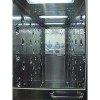 China Stainless steel Tunnel air shower with automatic-door for clean room wholesale