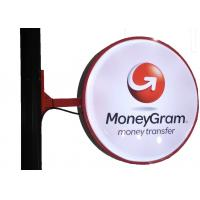 China Round MoneyGram Service Banking & Financial Institution Signs D50cm wholesale