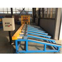China Hydraulic Ceiling Roll Forming Machine Chain Drive 0.8mm Thickness wholesale