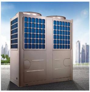 China Bathroom 8KW Residential Air Source Heat Pump For Floor Heating wholesale