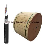 China Underwater Armoured Outdoor Single Mode Fiber Optic Cable GYTA33 High Modulus wholesale
