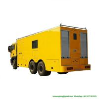 China SITRAK Emergency Accident Rescue Vehicles   On-site rescue and repair of various accidents on sale