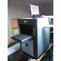 Buy cheap High Speed Baggage X Ray Machine , Security Scanning Equipment For Smaller Parcel from wholesalers