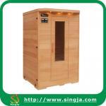 China Far Infrared wooden sauna cabin(ISR-03) wholesale