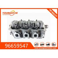 China Complete Cylinder Head For  Chevrolet / Daewoo Matiz 0.8L M96659547  96659547 wholesale