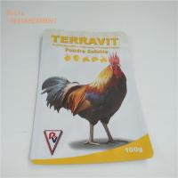 Quality Recyclable Plastic Pet Food Pouch Customized Thickness With Logo Printing for sale