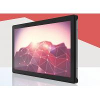 China PCT 18.5'' All In One Touchscreen LCD Panel System Optional With VESA / Audio In wholesale