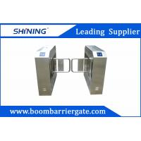 China Tolling Control Half Height Pedestrian Security GatesWith 300-600mm Swing Arm wholesale
