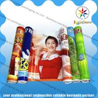 China Colorful Printed Custom Material Composite Plastic Roll Food Packaging Films wholesale