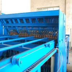 China Full Automatic Welded Wire Mesh Machine (tye-09) wholesale