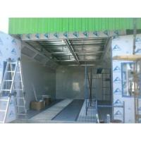 China Used Spray Booths (CE, German Technology) wholesale