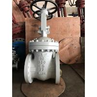 China API 600 10 Inch 300LB C5 Flexible Wedge Handwheel operated Gate Valve Manufacturer,Factory supply  C5  Gate Valve wholesale
