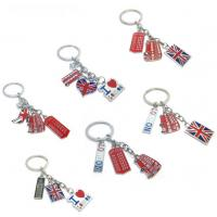 China Fashion England Keychain wholesale