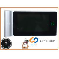 China Night Vision Digital WIFI Door Viewer / Door Peephole Camera Wifi Motion Activated on sale