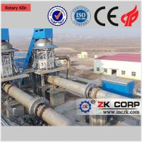 China Cement Manufacturing Equipment / Cement Rotary Kilns for Sale wholesale