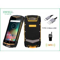 China Promotional Military Spec Smartphone , Gps Wifi Cell Phone 4300mah Battery wholesale