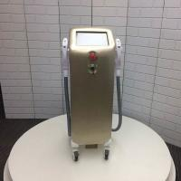 China 0-5℃ 2 handles with 3000W SHR hair removal machine in best price wholesale