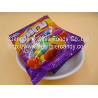 China Funny Party Candy Mini Chocolate Beans / Bean Low Calorie Round Shape wholesale