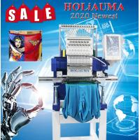 China 12 / Single Head Industrial Cap Computerized Embroidery Machine Sale In Middle East on sale
