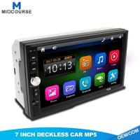 China Dul Din Car Stereo MP5 Radio Player Mirrorlink Bluetooth FM CE Approved on sale