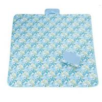 China Easy To Carry Waterproof Beach Mat , Water Resistant Beach Blanket Foldable wholesale