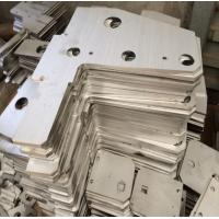 China CNC cutting and Bending stainless steel sheet metal work product customized pattern and sizes wholesale