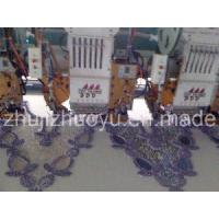 China Easy Cording Double Sequin Embroidery Machine on sale