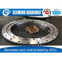 China CATERPILLAR Excavator Slewing Ring Bearing With ID 100-3500mm wholesale