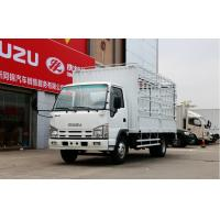 China HW76 Cab Euro II Small Cargo Truck 8x4 4x2 300l Fuel Tanker Capacity Multi Color wholesale