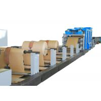 China Industrial Paper Bags Manufacturing Machine / Auto Machines for Making Paper Bags wholesale