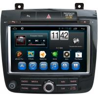 China Am / Fm Vw Dvd Gps Pure 4.2 Andriod System With Volkswagen Touareg For Bluetooth / Swc wholesale