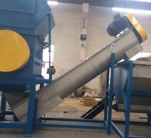 China PP PE HDPE LDPE plastic film bags woven bag plastic recycling machine washing machinery washing line (1000kg/h) wholesale
