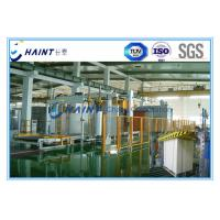 Buy cheap Electric Heating Automatic Wrapping Machine , Optional Pallet Wrapping Solutions from wholesalers