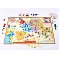 China Classic Paper Board Games For Adults Strategy Couples Detection Folding Traditional wholesale