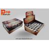 Quality E Flute Corrugated Counter Display Shipper Box 24 E-liquid Bottles for sale