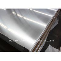 China 304 1.0 Thickness Thin Stainless Steel Sheet 4 X 8 Cold Rolled Steel Panels For Wall Panel wholesale
