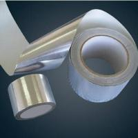 Quality Weather Proof Aluminum Foil Tape For Wind - Pip Heat Preservation Of Fefrigerato for sale