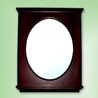 China Wooden Framed Mirror wholesale