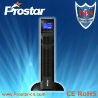 Buy cheap Prostar single phase rack mount ups 2kva for networking server from wholesalers