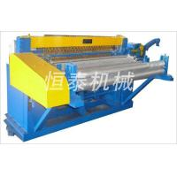 China Full Automatic Stainless Steel Welded Wire Mesh Machine wholesale