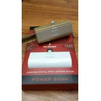 China Fast charge small stronge + Rechargable battery pre charged  gold  power bank wholesale