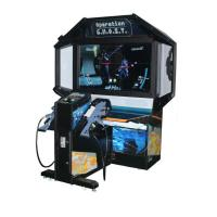 China 42'' Operation Ghost Shooting Game Machine Adopt New Shooting System wholesale
