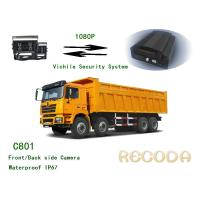 China IP67 Waterproof CMOS Car Reversing Camera , Day / Night Megapixel AHD Camera wholesale