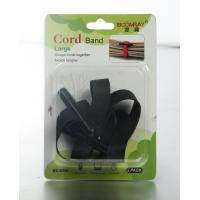 China Red Households Products Self Adhesive Cable Clips With 14.2*0.1cm Size wholesale