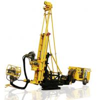 China High Efficiency Underground Diamond Core Drilling Rig ( Wheel Type ) CKD600C on sale