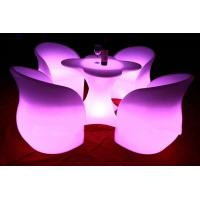 China 2014 led glowing chair rechargeable led light bar chair wholesale